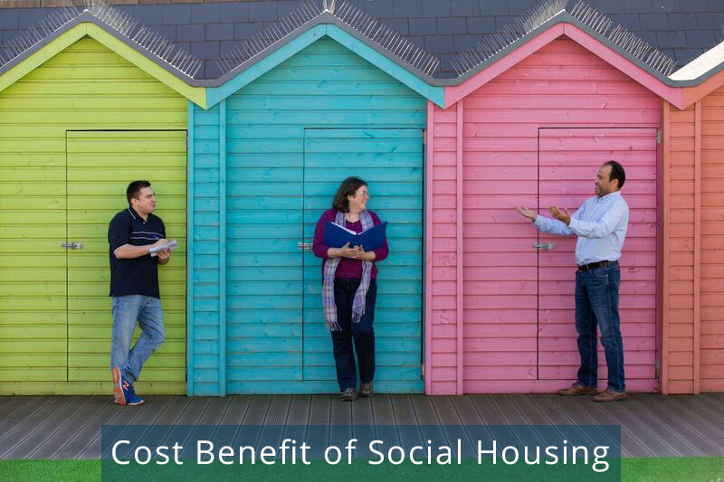 Cost Benefit of Social Housing