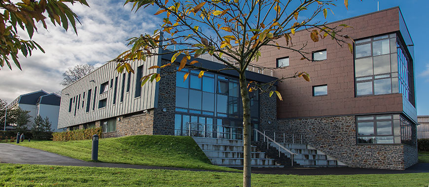 Teaching and Learning Building Carmarthen