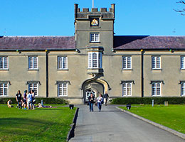 Lampeter Campus - Front Old Building