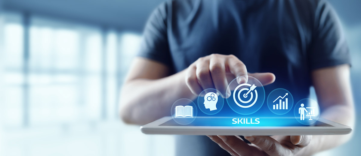 Digital Skills Cert HE