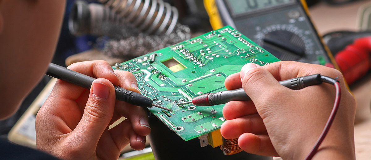 Skills for Electronics