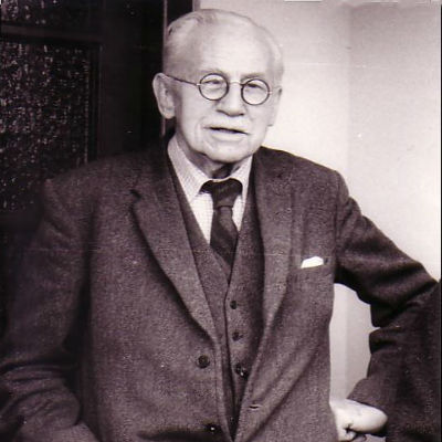 Picture of Alister Hardy