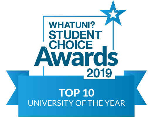 University of the Year (Top 10)