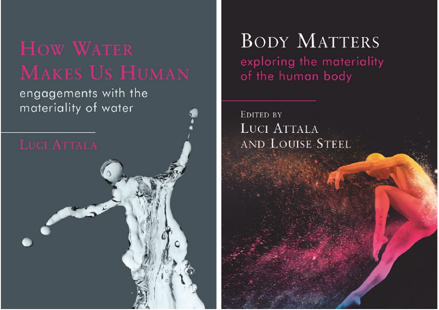 Materialities in Anthropology and Archaeology_Book Covers