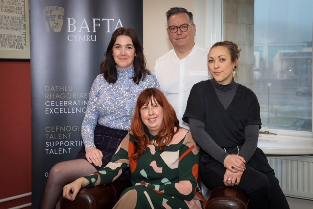 BAFTA chaired an event that saw the nominees for the Best Short Film award at the recent BAFTA Cymru awards discuss their career paths into the industry and offer advice for emerging filmmakers.