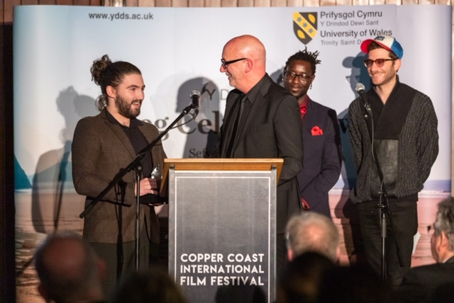 The Copper Coast International Film Festival returned for its fourth run from January 27 to 30 2020, with a packed week of screenings and speakers, and a variety of discussions and debates.