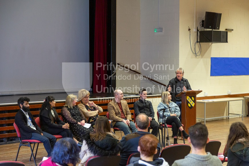 Harmony Conference 2020 held on the Lampeter Campus