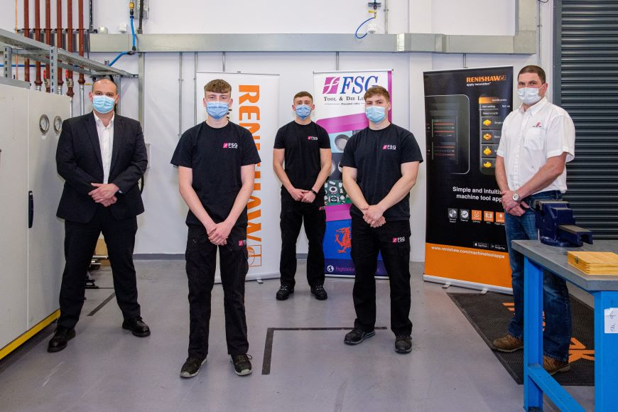 The Advanced Manufacturing Skills Academy at University of Wales Trinity Saint David (UWTSD) hosted the finals of Skills Competition Wales.