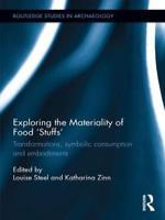 Exploring the Materiality of Food 'Stuffs'